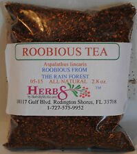 Herbs by Merlin ROOIBOS Aspalathus Linearis Organic leaf tea 2.8 oz