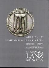 LANZ ASTA 157 Numismatica Rarità 9. Dicembre 2013~TH