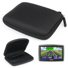"Large Hard Carry Case Cover for TomTom Start 25 Europe 5"" 15cm IN CAR GPS XXL"