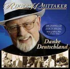 """ROGER WHITTAKER """"DANKE...MEINE GRÖSSTEN HITS"""" 2 CD NEU"""