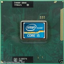 Processeur Intel Core I5-2520M 3,20GHz Turbo DDR3 Socket 988 C PPGA988 64bits