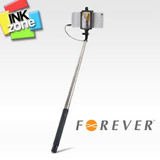 High Quality Telescopic Selfie Stick with Mirror and Built-in Shutter ** NEW **