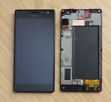 LCD DISPLAY TOUCH SCREEN DIGITIZER FRAME Microsoft Nokia Lumia N730 N735 Repair