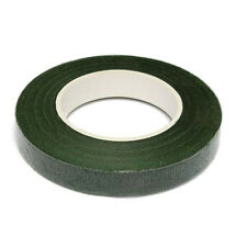 Green Roll Waterproof  Corsages Florist Plastic Stem Tape Wrap For painting Tape