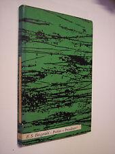 SCOTT FITZGERALD Francis: POSTINO O PRESIDENTE Le Silerchie, Il Saggiaotre, 1962
