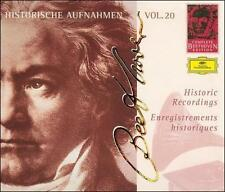 SVIATOSLAV RICHTER - Beethoven: Historic Recordings CD * Like New / Mint RARE *