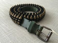 BALMAIN BULLET BELT AUTHENTIC 100cm FITS 31 / 32