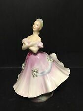 RARE 1950'S ROYAL DOULTON HN2116 THE BALLERINA ENGLAND FIGURINE SCULPTURE BONE