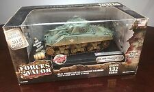 1/32 Forces of Valor / Unimax Sherman Tank - Excellent Condition