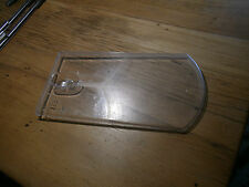 1 Biberschwanz Kunststoff Lichtpfanne Dachziegel Dachpfanne Ersatz f. Glasziegel
