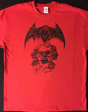 CREMATORY T shirt XL Death Metal demo PARADISE LOST Pungent Stench Coffins Grave