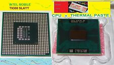 Cpu Intel Core 2 Duo mobile T9300 2.50/6M/800 SLAYY SLAQG  FF80576T9300 notebook