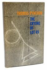 The Crying of Lot 49 First Edition Thomas Pynchon 1st Printing 1966 Rare Book