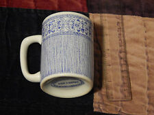 Pier 1 Import - Vtg. Coffee MUG) Handcrafted Exclusively) SOLID) Free Ship.)