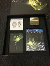 Alien: Isolation PS4 Press Kit inc. Game, USB Robot, T-Shirt, Collector's Book