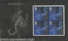 (atu2) GB QEII francobolli in tutta l'universo LIBRETTO PRESTIGE riquadro EX dx29 2002