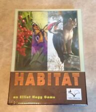 Habitat Game Elliot Hogg Valley Games NEW factory sealed