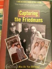 Capturing the Friedmans (DVD, 2004, 2-Disc Set)  Murder Documentry