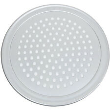 """Fat Daddio's Perforated Pizza Tray Size 12"""""""