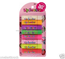 LIP SMACKER* 8pc Set ORIGINAL Party Pack BUBBLE FONT Balm/Gloss FUN-FLAVORED 2/2