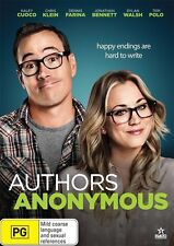 Authors Anonymous DVD NEW