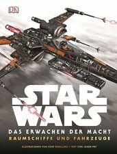 Fachbuch Star Wars™ Das Erwachen der Macht, Raumschiffe und Fahrzeuge, Ergänzung