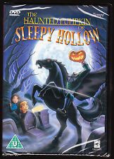 THE HAUNTED PUMPKIN OF SLEEPY HOLLOW - HALLOWEEN STORY - NEW & SEALED R2 DVD