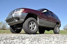 """NEW Rough Country 1999 - 2004 Jeep WJ Grand Cherokee 4WD  4"""" Suspension Lift Kit"""