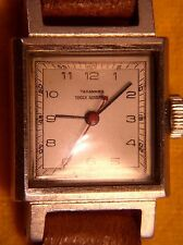 1940's-50's  Tavannes [Cyma] Vintage  Nurses' / Doctors' Watch Running very well