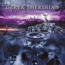 Derek Sherinian - Black Utopia CD Dream Theater Toto Mr. Big Digipak