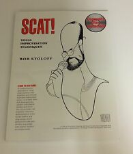 Scat! Vocal Improvisation Techniques Bob Stoloff