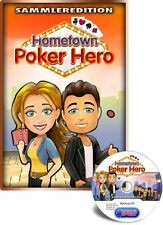 Hometown POKER Hero da Collezione Edition-PC-Windows XP/Vista/7/8