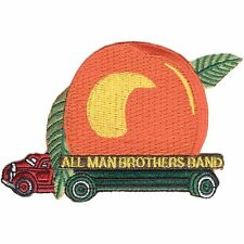 The Allman Brothers Music Band Patch Peach Truck On Hat Vest Jacket Shirt New