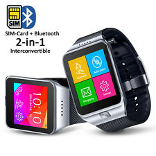 Innovative SWAP Gear Bluetooth Smartwatch Wireless Phone Caller ID Touch Screen