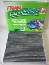 Fram Fresh Breeze CF11819(CF10742) Cabin Air Filter fits AC CF177 GM 19130294