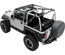 Smittybilt SRC Roll Cage Kit, 1997-2006 Jeep TJ Wrangler & Rubicon, 7-Piece 7690