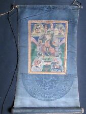 Antique Thangka de MONGOLIE XIXème