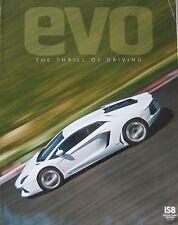 EVO magazine 07/2011 featuring Koenigsegg, Lamborghini, BMW, Porsche,Nissan, TVR