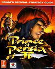 """PC GAME BOOKS - """"PRINCE OF PERSIA 3D"""" PRIMA'S OFFICIAL STRATEGY GUIDE - NEW"""