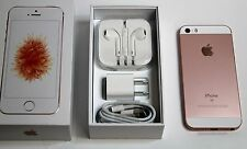 Apple iPhone SE - 16GB - Rose Gold (AT&T) Smartphone 4G LTE New Other