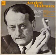 André Malraux 33 tours Jean-Louis Barrault Michel Bouquet