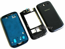 OEM Samsung Galaxy S3 SIII i9300 Complete Full Housing Cover Frame Chassis Case