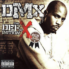 DMX - The Definition of X: Pick of the Litter   *** BRAND NEW CD ***