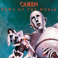 News of the World [2011] [Remaster] by Queen (CD, Sep-2011, 2 Discs, Hollywood)
