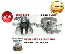 FIAT SCUDO 2.0 D 2007--  NEW REAR BRAKE CALIPERS LEFT + RIGHT MULTIJET PAIR