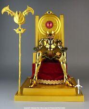 Toyzone Saint Seiya Cloth Myth EX Gold Gemini Pope Throne Chair