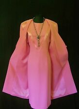 CONDICI Size 20 Pink Ladies Designer Wedding Dress and Jacket Coat Outfit Womens