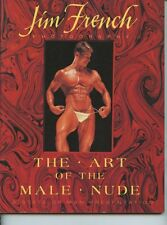 THE ART of the MALE NUDE by JIM FRENCH COLT STUDIOS dozens of models