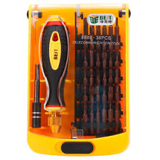 New 38 in 1 Repair Tool Precision Screwdriver Kit Set for iphone 5 HTC PC Laptop