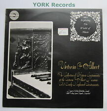 EXP 76 - THE VICTORIA & ALBERT MUSEUM KEYBOARD COLLECTION - Ex Con LP Record
